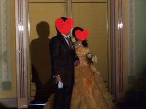 10月14日婚礼